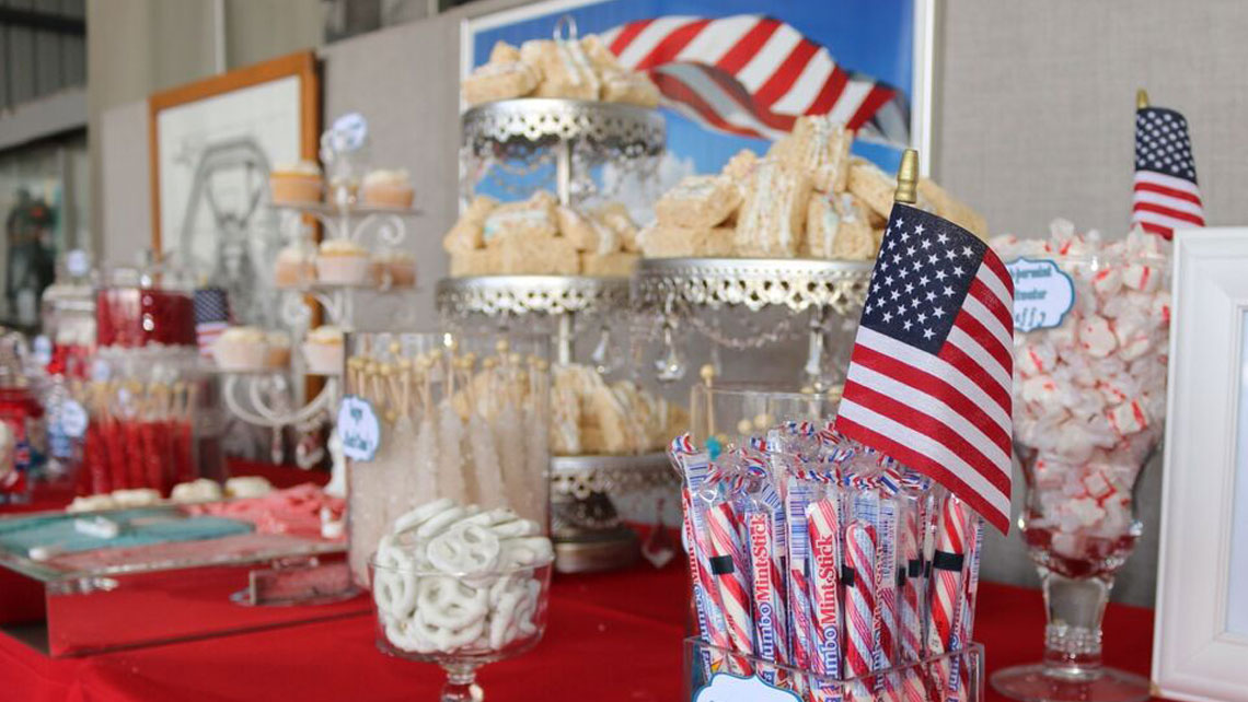 Fainer-Tauber Awards Dessert Auction